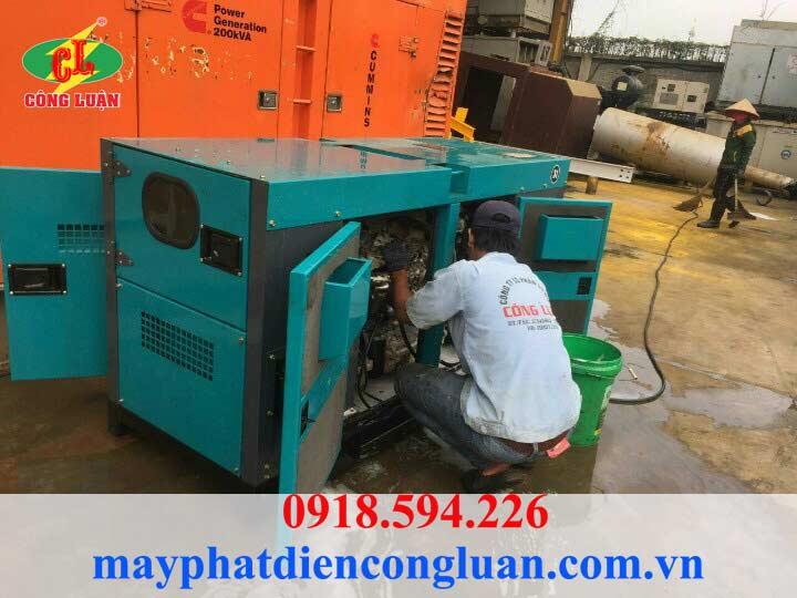 Dịch vụi bảo trì bảo dưỡng máy phát điện uy tín