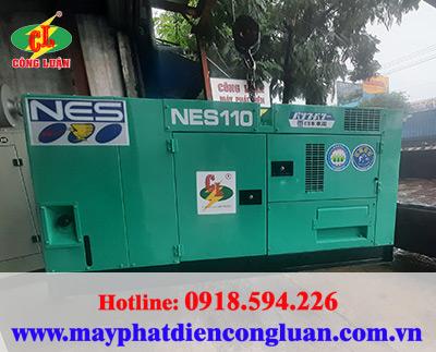 Cho thuê máy phát điện tại Cà Mau