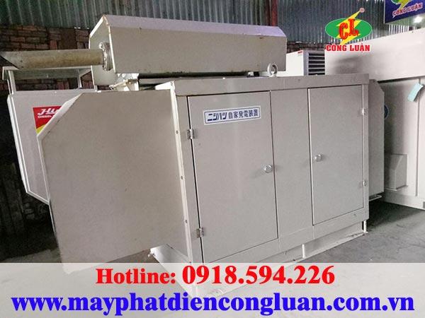 Cho thuê máy phát điện tại huyện Bình Chánh