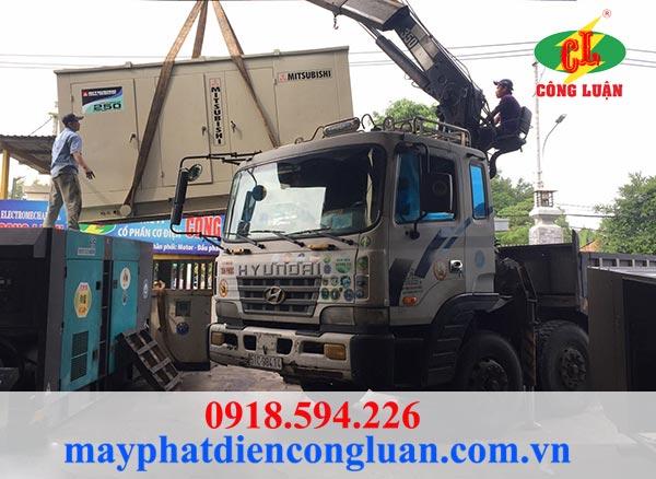 Cho thuê máy phát điện tại huyện Cần Giờ