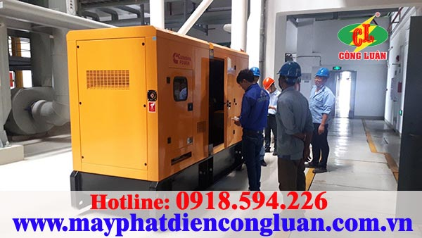 Bảo trì bảo dưỡng máy phát điện bởi Công ty Cơ Điện Công Luận