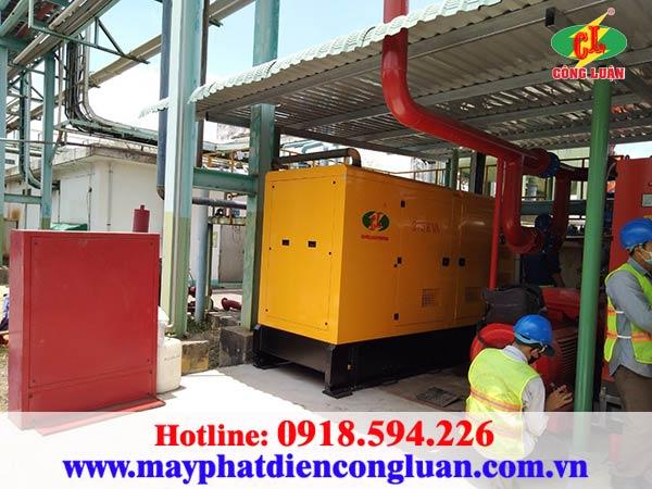 Máy phát điện công nghiệp chất lượng cao