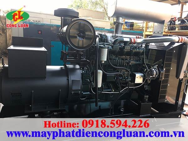 Đầu phát điện Evotec ứng dụng lắp đặt động cơ diesel