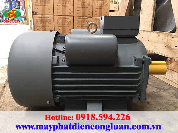 Motor điện 1 pha 3.4kw