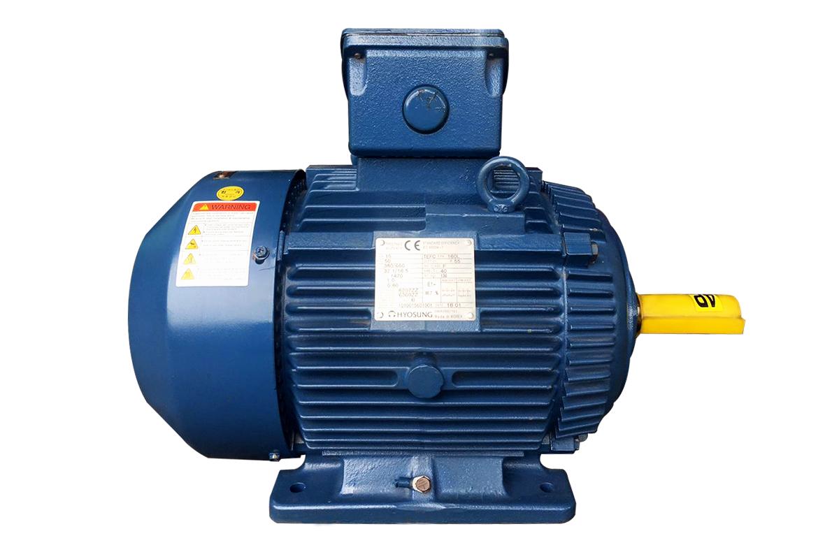 Motor điện Hyosung 3 pha