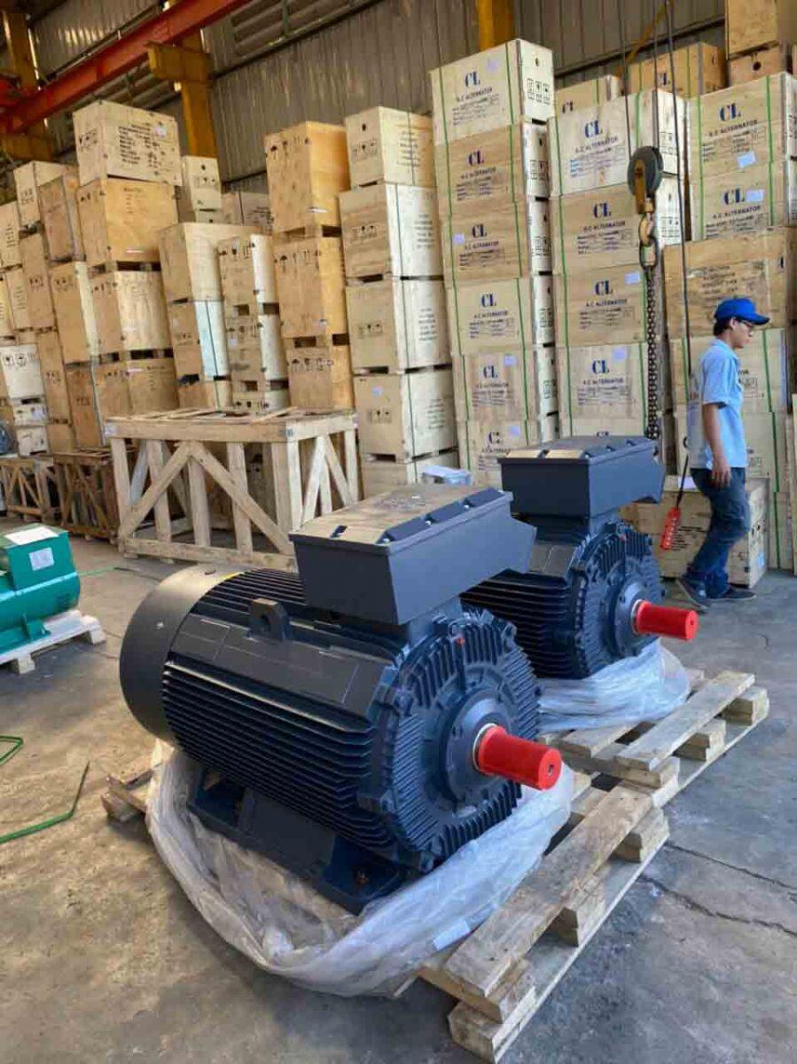 Motor - động cơ điện QM 200KW 3 pha