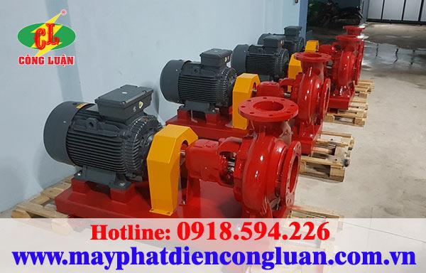 Motor điện QM ứng dụng cho lắp bơm