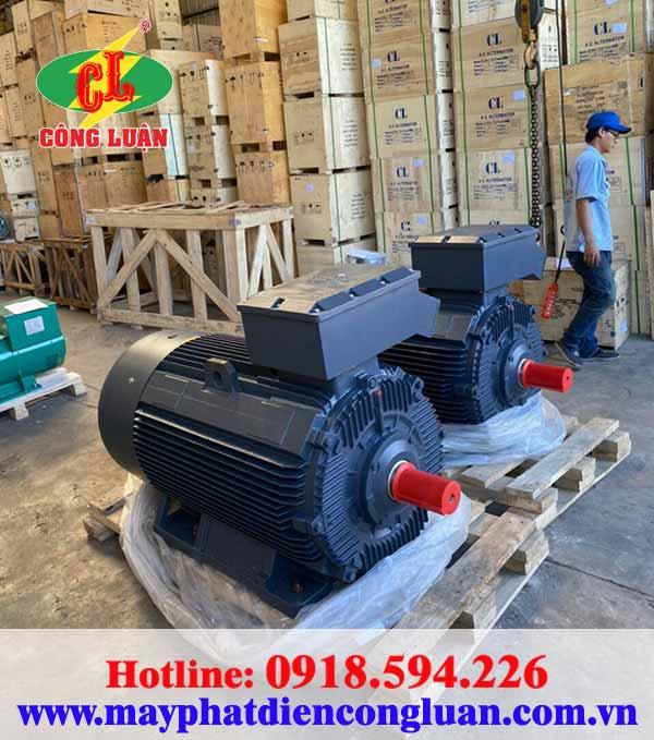 Motor-động cơ điện Y3-250M-6 hiệu QM