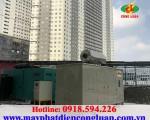 Cần thuê máy phát điện chất lượng và uy tín